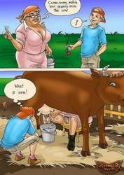 Animatedincest-In the willage