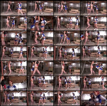 Cheerleader Ballbusting Female Domination