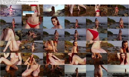 Elizabeth Marxs - Tidal Force