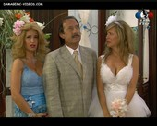 Luisana Lopilato busty cleavage
