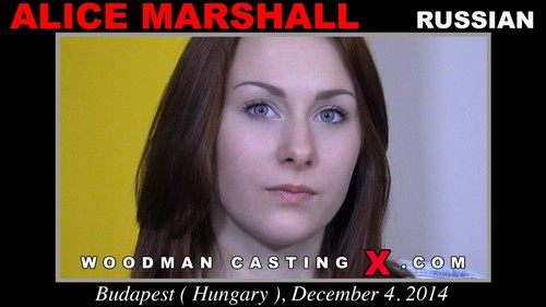 [WoodmanCastingX.com / PierreWoodman.com] Alice Marshall (AKA: Alice Feline, Daniela C, Diara, Dunya, Olga, Polina, Serpente Edita, Sofi, Verka Kalancha, Vita), David Perry, Pierre Woodman - ALICE MARSHALL CASTING - Casting Hard – Sex Testing - ID: 7581 [January 25, 2015 / Anal Sex, Ass 2 Mouth, Small Tits / Tiny Tits, Slim / Slender, Casting, Deepthroat, DP / Double Penetration, Cum In Mouth, Facial Cumshots, Gaping Assholes, Gonzo, Hardcore, Rough Sex, Teenagers, Russian, Talking / Full HD Video / 1080p] y800b5sabell