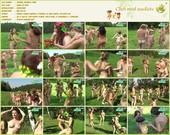 Wood Fairies vol1 - naturists movie