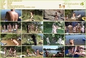Nude and Hot Summer Day - naturists movie HD