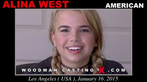 [WoodmanCastingX.com / PierreWoodman.com] Alina West, Pierre Woodman - ALINA WEST CASTING - Casting Hard – Sex Testing - ID: 7727 [January 31, 2015 / Anal Sex, Assholes Rimming / Analingus, Ass Licking, ATM/Ass To Mouth, Blondes, Caucasian/White, Condoms, Cum In Mouth, Cum Swallowing, American, Deepthroat, Gaping Assholes, Gonzo, Hardcore, POV, Rough Sex, Teenagers/Teens, Shaved Pussy, Interview, Casting / HD Video / 720p] qk6w78m7e049