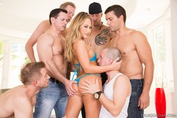 Necessary phrase... carter cruise first gangbang have thought