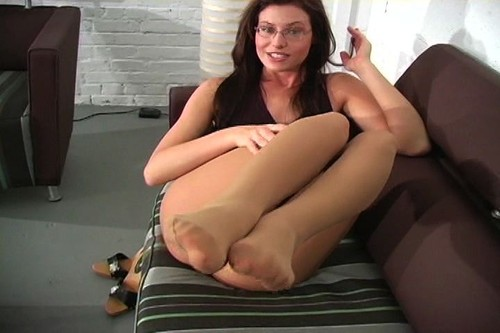 Remarkable ginger jolie and pantyhose